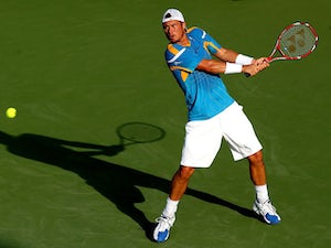 Hewitt ousts Delpo in four-hour epic