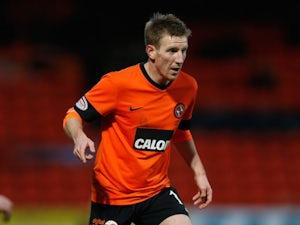 Michael Gardyne joins Kilmarnock on loan