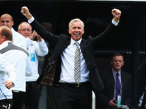 Pardew: 'League Cup is our priority'