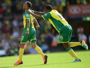 Redmond happy to stay at Norwich