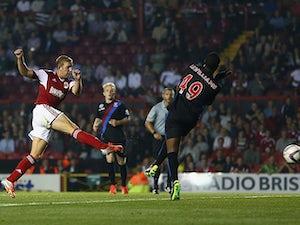 Capital One Cup roundup: Bristol claim Palace scalp