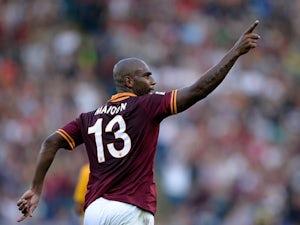 Half-Time Report: Roma, Fiorentina level