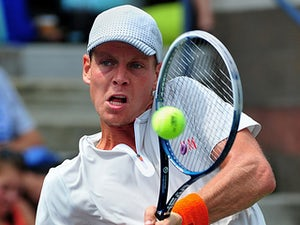 """Berdych pleased with """"good tennis"""""""