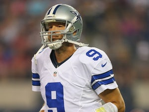 Half-Time Report: All square between Cowboys, Giants