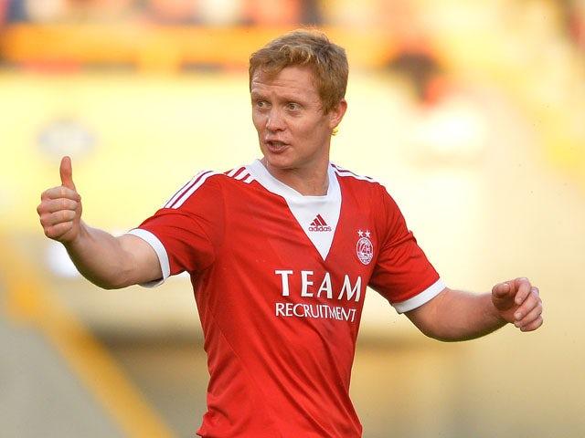 Result: Aberdeen reach Scottish League Cup final