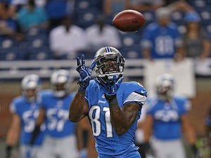 Lions overcome Redskins at FedEx Field