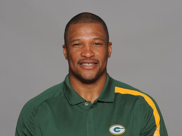Darren Perry of the Green Bay Packers poses for his NFL headshot circa 2011