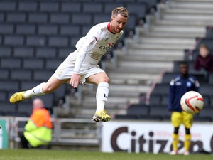 MK Dons claim crucial win