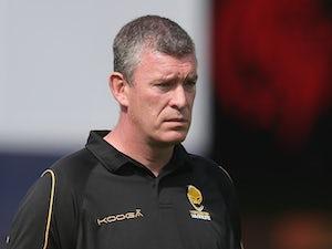 Dean Ryan fed up of relegation talk