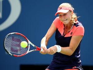 Result: Venus Williams falls to Ekaterina Makarova