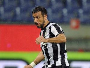 Lazio confident of Quagliarella signing