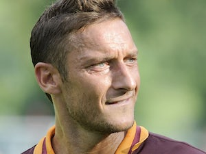Totti: 'We will make Juventus sweat'