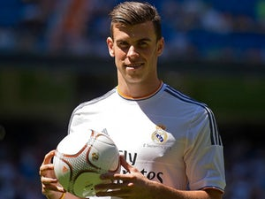 Real assistant coach hints at striking role for Bale