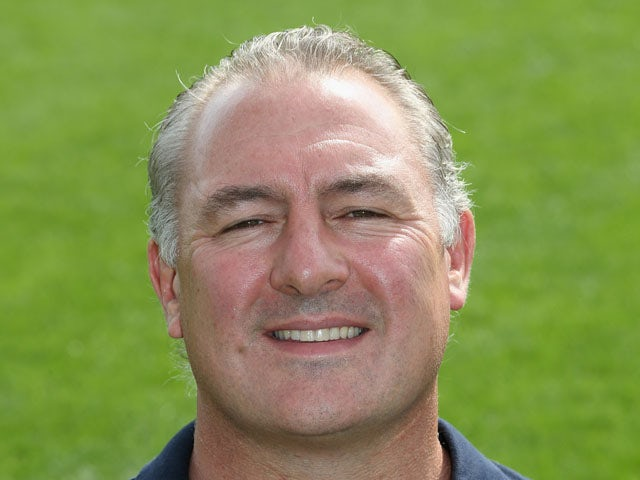 Gary Gold, director of rugby of Bath poses for a portrait at the photocall held at Farleigh House on August 27, 2013
