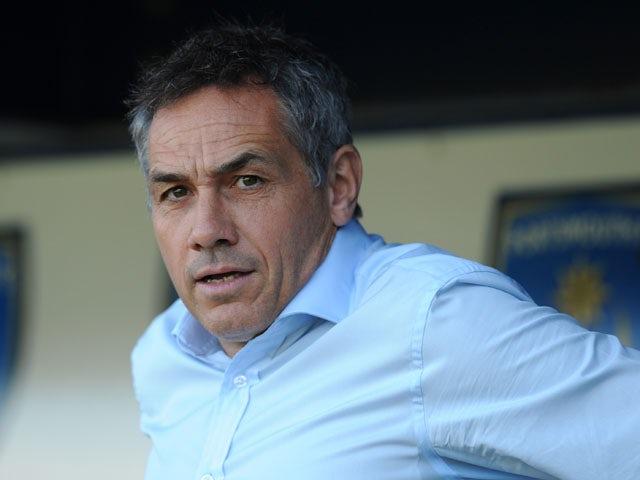 Whittingham: 'Second-half display not good enough'