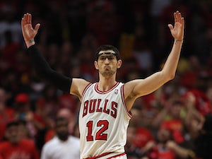 Kirk Hinrich out with concussion