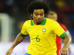Marcelo pleased with return