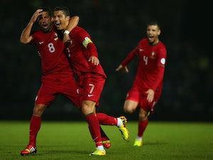 Portugal draw Sweden in World Cup playoffs