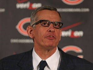 Bears: 'We're after six first-round picks'
