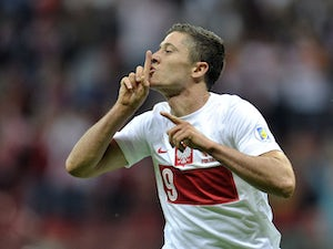 Result: Poland battle to historic win over Germany