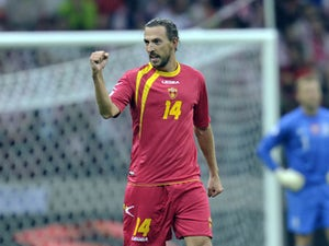 Jovetic penalty rescues point for Montenegro