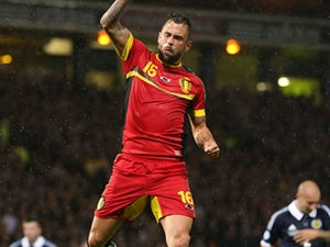 Steven Defour ruled out of Everton clash
