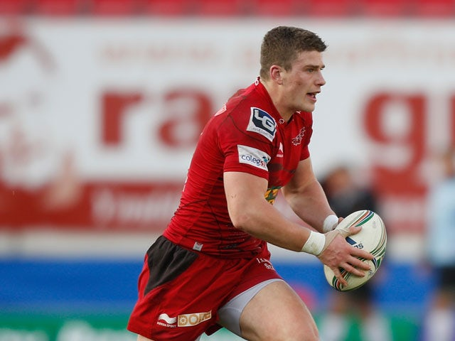 Result: Scarlets overcome Harlequins