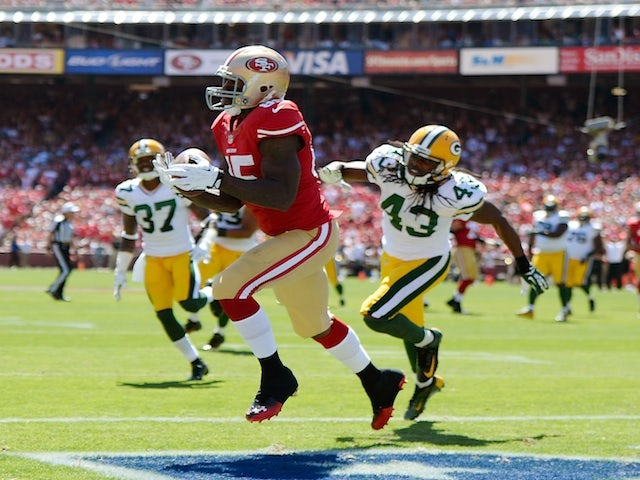 Result: 49ers prove too strong for Cardinals