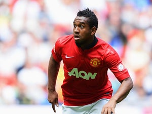 Anderson takes part in Internacional training
