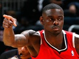 Anthony Morrow photographed on November 9, 2012