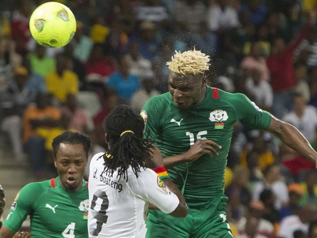 Live Commentary: Burkina Faso 0-1 Zimbabwe - as it happened