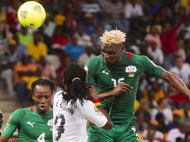 Live Commentary: Burkina Faso 0-1 Zimbabwe - as it happened