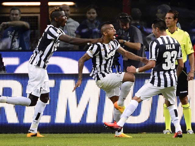 Result: Inter Milan, Juventus share the spoils