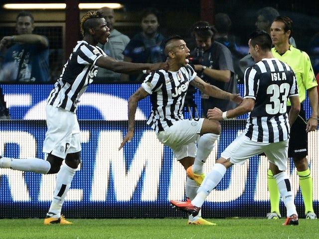 Result: Inter Milan, Juventus share the spoils