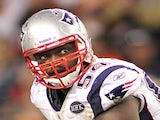Then Patriots player Brian Waters in action against Chicago on December 18, 2011