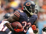 Chicago Bears' Charles Tillman in action during the game against Cincinnati Bengals on September 8, 2013