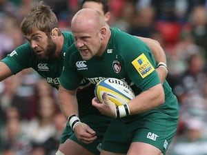 No disciplinary action for Leicester prop Cole