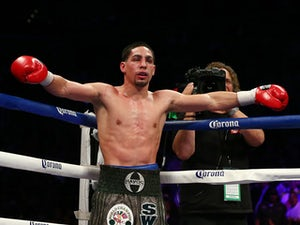Garcia wins unanimous decision over Matthysse