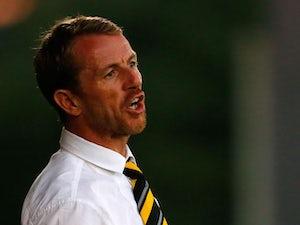 Rowett loses his rag with Burton players