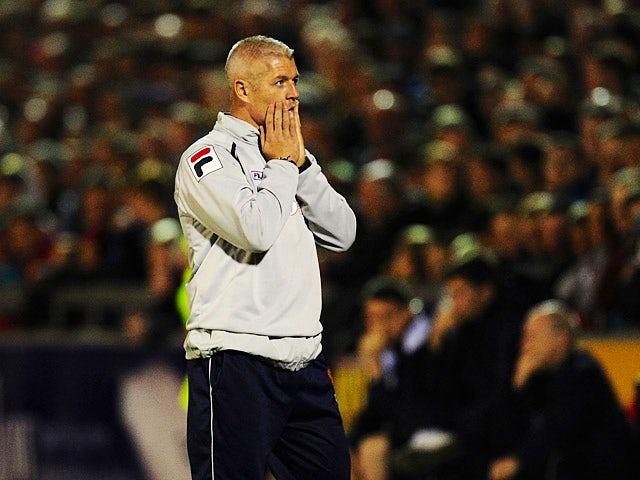 Evans backs Carlisle for promotion bid