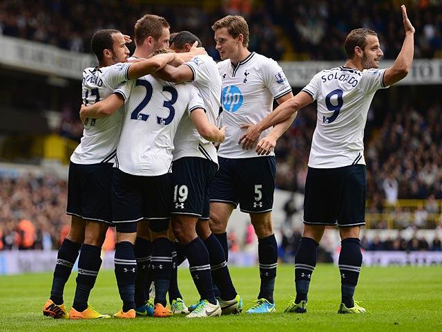 Result: Sigurdsson fires Tottenham past Norwich