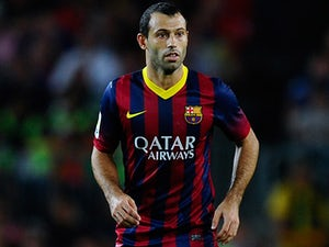 Mascherano: 'La Liga still in our hands'