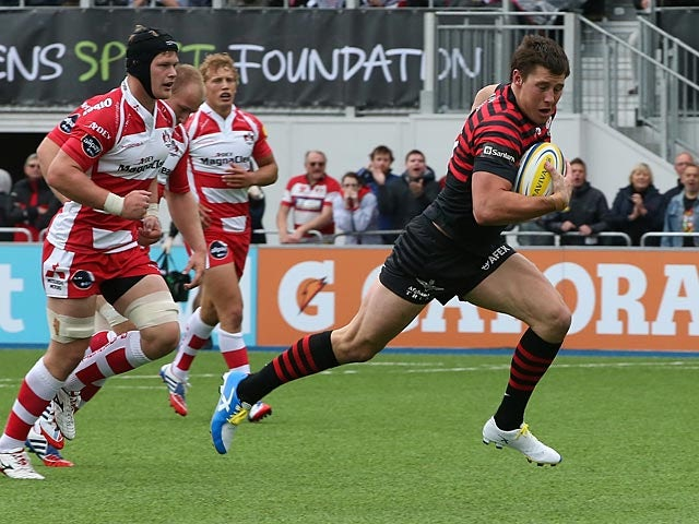 Result: Saracens battle back to win