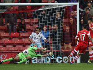 Team News: Osvaldo misses out for Southampton
