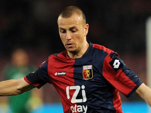 Result: Genoa stun Inter Milan