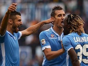 Team News: Lazio drop Klose, Hernanes