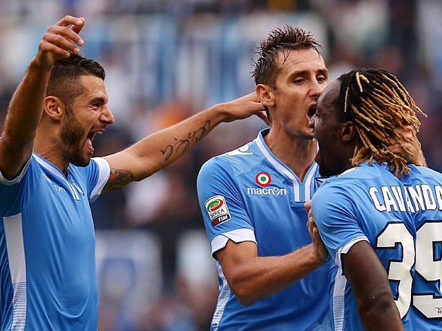 Result: Lazio brush aside Chievo