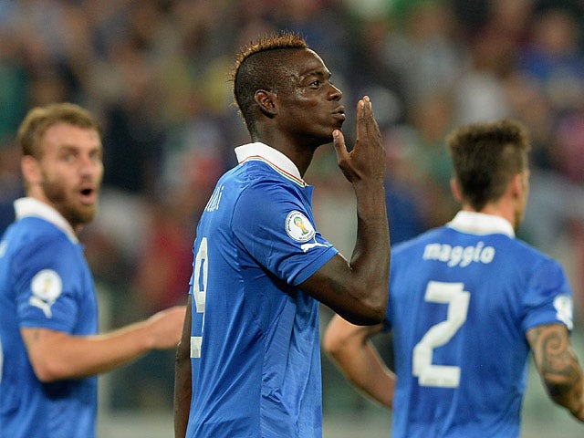 Live Commentary: Italy 1-1 Germany - as it happened