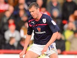 Preston's Paul Connolly in action against Brentford on March 16, 2013