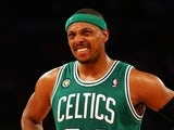 Paul Pierce - then of the Boston Celtics - in action on May 1, 2013